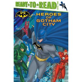 ~老麥外文~BAT MAN:HEROES OF GOTHAM CITY L2