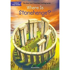 ~老麥外文~WHERE IS STONEHENGE^(巨石陣^)