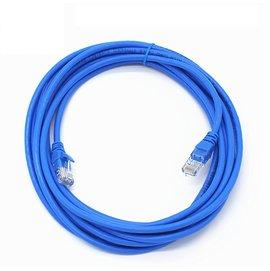 優質水晶頭 CAT.5E 一體成型 網路線/網線 1.5米