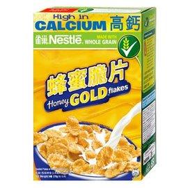 雀巢 蜂蜜脆片早餐脆片 370g