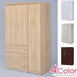 ~Homelike~肯特4x7衣櫃^(四色^) 衣櫥 斗櫃 收納櫃 置物櫃