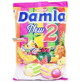 【吉嘉食品】土耳其 Damla黛瑪拉雙色什錦軟糖 1袋1000公克165元,另有什錦軟糖{8690997155672:1000}