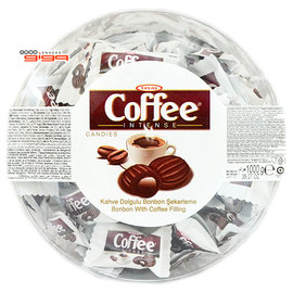【吉嘉食品】土耳其 Tayas塔雅思咖啡夾心糖 1罐1000公克165元,另有袋裝{VC00-01-7:1}