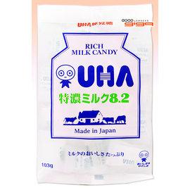 【吉嘉食品】味覺8.2特濃牛奶糖 1包103公克85元,日本進口{4902750366367:1}