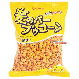 【吉嘉食品】韓國CROWN 皇冠原味甜麥仁 1包90公克45元{4956043788954:1}