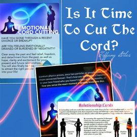切除負意識能量索療程 課程