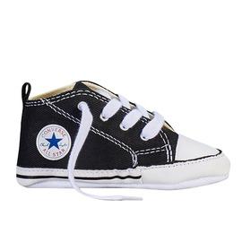 CONVERSE  黑色 經典款 嬰兒禮品 學步鞋 8J231