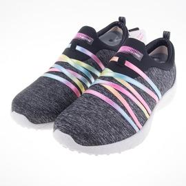 Skechers  時尚休閒系列 Burst 女款健走鞋 12741BKMT