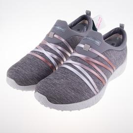 Skechers  時尚休閒系列 Burst 女款健走鞋 12741GRY