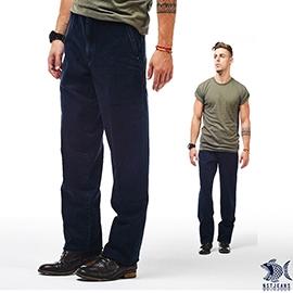 ~NST Jeans~ 395 66415  Italian義式黑幫刺青 斜口袋直筒牛仔褲