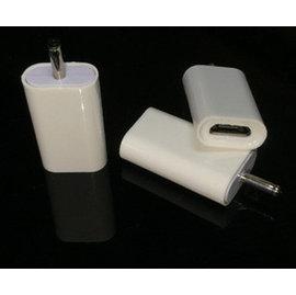 新竹市 nokia DC 2.0mm(公)轉micro usb(母) 公轉母 轉換頭/轉接器/轉接頭