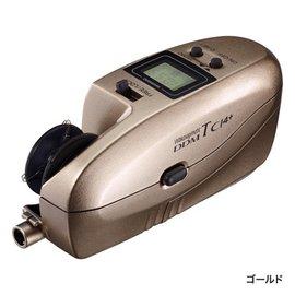 ◎百有釣具◎SHIMANO Wakasagimatic DDM-T CI4+ 超迷你隨身電動捲線器 金(03622 3)/銀(03621 6) 顏色隨機出貨