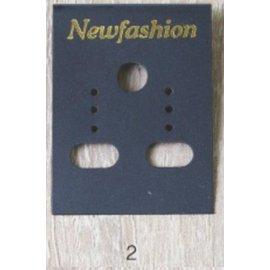 ~1768 網~飾品吊卡 耳環片~黑 小   展示耳環  500入 包   6~8003