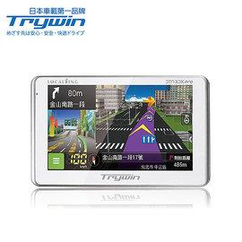 新年大 ^~Trywin DTN~3DX Pro^(送16g 三孔車充座^) 行車導航智慧