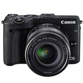 NFC  Wi~Fi~UV組Canon EOS M3 18~55 STM^(中文平輸^)