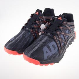 ADIDAS  越野 戶外 大童 慢跑鞋 附原廠鞋扣 B27604