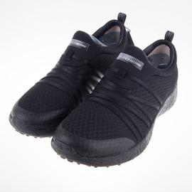Skechers   (女) 運動系列 Burst 健走鞋-全黑 12735BBK