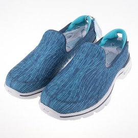 Skechers  健走系列 GO Walk 3 女款健走娃娃鞋 14157NVGY