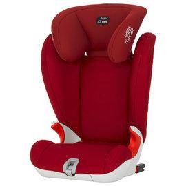 【紫貝殼】『GCB08-2』Britax  -  Romer  KIDFIX  SL 通用成長型汽車安全座椅(汽座) -火焰紅 【保證原廠公司貨】
