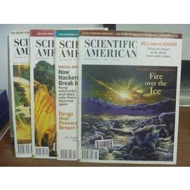 ~書寶 書T5╱雜誌期刊_PGQ~Scientific American_1998 2^~