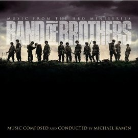 合友唱片 電影原聲帶 諾曼第大空降  Band of brothers O.S.T. CD