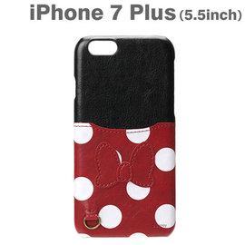 Hamee 迪士尼 iJacket 海外限定 口袋 皮革背蓋 附票卡夾 iPhone7 P