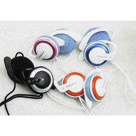 新竹市 高品質 跑步 運動 音樂佈線 電腦通用 手機 耳掛式耳機 (掛耳式)