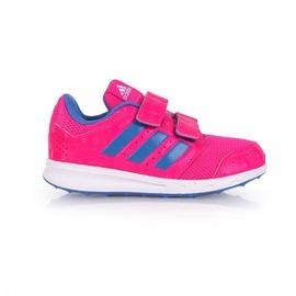 ADIDAS lk sport 2 女兒童慢跑鞋(運動 休閒 魔鬼氈 愛迪達 童鞋【02016073】≡排汗專家≡