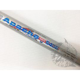 ◎百有釣具◎APACHE 阿帕琦III 30號 18尺 遠投竿 鋁合金管狀輪座 (GR:80-150g)~高卡夢材質竿身