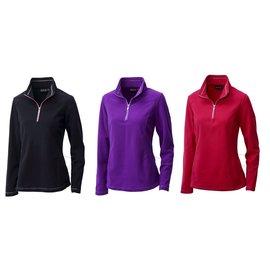 WILDLAND 荒野 女 遠紅外線PILE保暖衣 高彈性透氣 細緻刷毛保暖內層 吸濕快乾