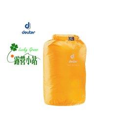 大林小草~【39680】Deuter Light Drypack 25防水袋-黃【國旅卡】