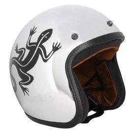 ~Omagic~agnes b.SPORT b.logo  蜥蜴 安全帽 鏡面銀  139