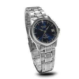 ~TELUX鐵力士~藍色序曲系列腕錶~深藍 25mm