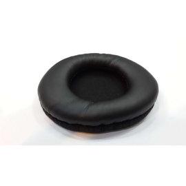 新竹市 電腦耳麥 橢圓形耳機 海綿套/耳機套/保護套/耳罩 (6*8cm)