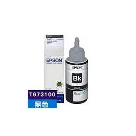 EPSON 墨水匣 L800  L~800 C13T673100 黑色 墨水 ^(1入^)