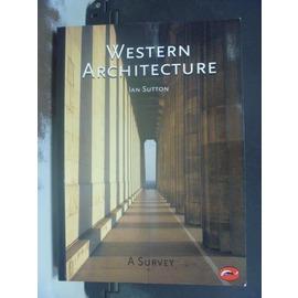 ~書寶 書T3╱建築_KEM~Western Architecture_SUT TON I