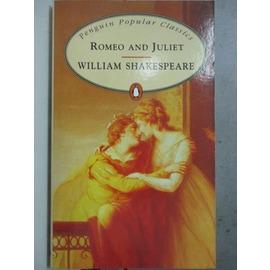 ~書寶 書T8╱原文小說_OBA~Romeo and Juliet ^(Penguin P
