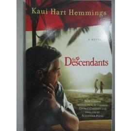 ~書寶 書T4╱原文小說_OQT~The Descendants_Hemm ings Ka
