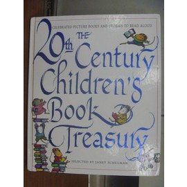 ~書寶 書T7╱原文書_QIL~20th The century children s b