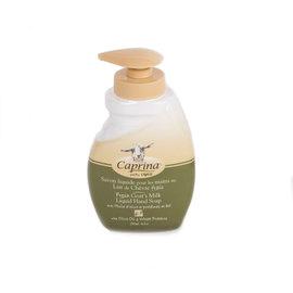 Canus肯拿士橄欖油小麥蛋白新鮮山羊奶抗菌護手洗手乳