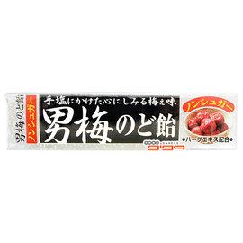 【吉嘉食品】日本 諾貝兒NOBEL 男梅喉糖/條糖 1條45元{49536133:1}