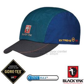 【韓國 BLACK YAK】男新款 潮流暢銷款GORE-TEX防風防水保暖棒球帽.護耳帽.保暖帽.遮耳帽.鴨舌帽/COOLMAX吸濕排汗/2BYHTF6903 灰藍色
