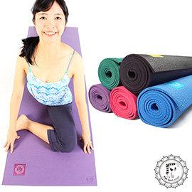 小秘境修練瑜珈墊-送瑜珈背袋  PER環保  Fun Sport yoga