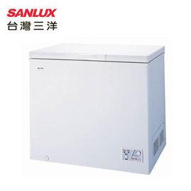 三洋SANLUX 冷凍櫃 326L 環保冷媒 掀蓋式美背 SCF~326T^(免 ^)