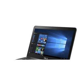 ASUS ZenBook UX305LA/US303 /UX305CA  平板 防刮高清/亮面透光靜電液晶螢幕保護貼 附DIY 清潔包