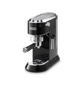 ~Ai~Tec~義大利 DeLonghi 迪朗奇 EC 680 半自動咖啡機 黑 220V
