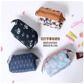 ~小清新化妝包~韓系旅行立體鋼架隨身包 急救包 3C線材收納包 行動電源包 化妝品收納袋