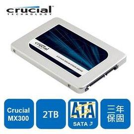 Micron Crucial MX300 2050GB SSD 固態硬碟