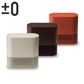 日本 ±0 正負零 陶瓷電暖器 XHH-Y030 (紅、白、咖啡可選色)