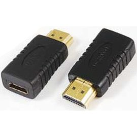 新竹市 mini HDMI母-轉-HDMI公 轉接頭/轉換頭